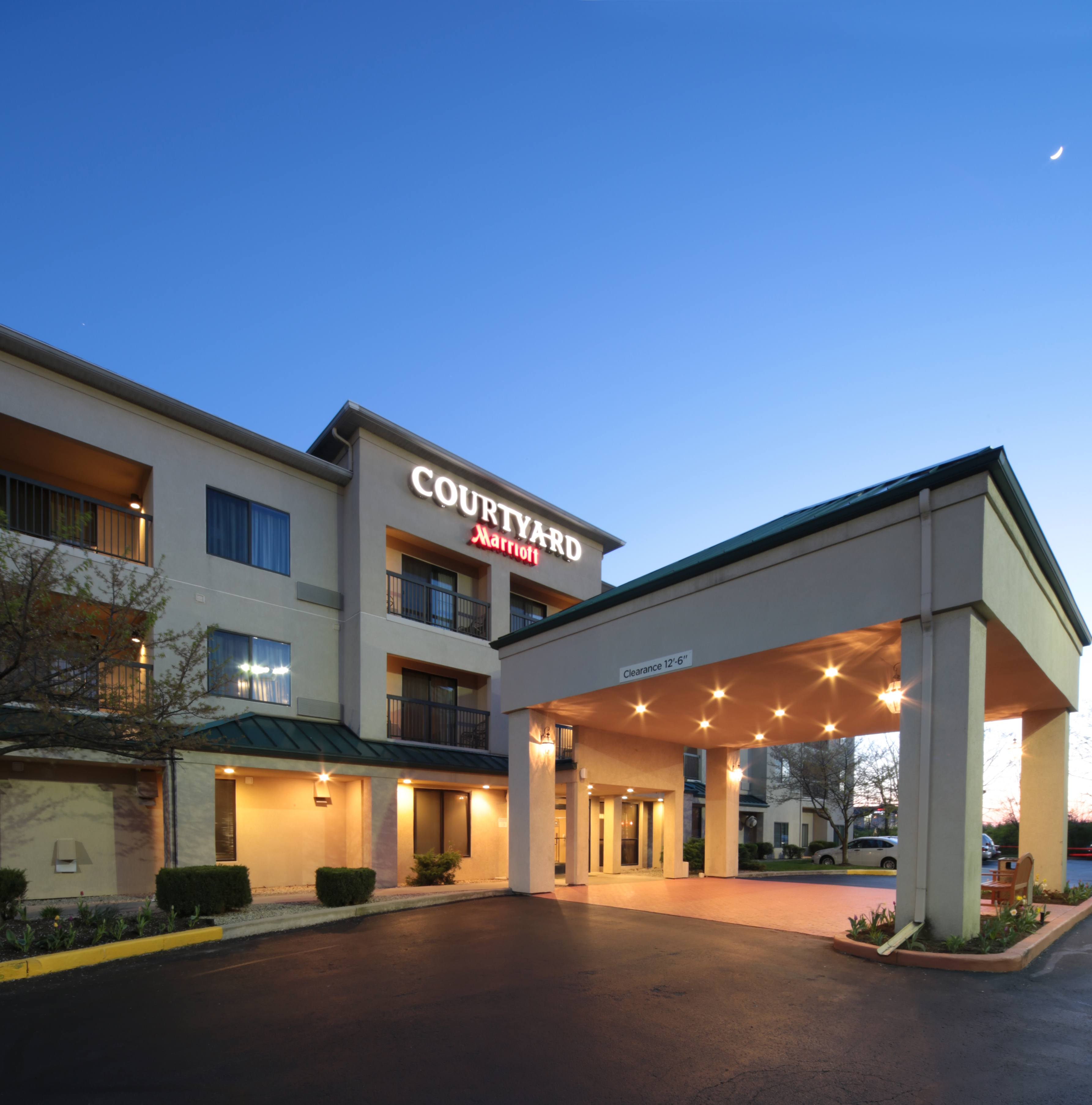 Hotels And Motels In Dayton Ohio