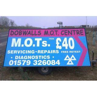 Dobwalls MOT Centre Ltd
