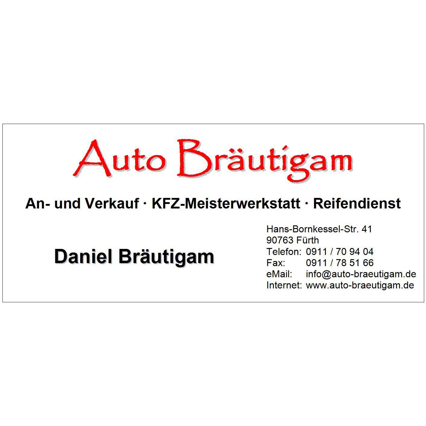 Bild zu Auto Bräutigam in Fürth in Bayern