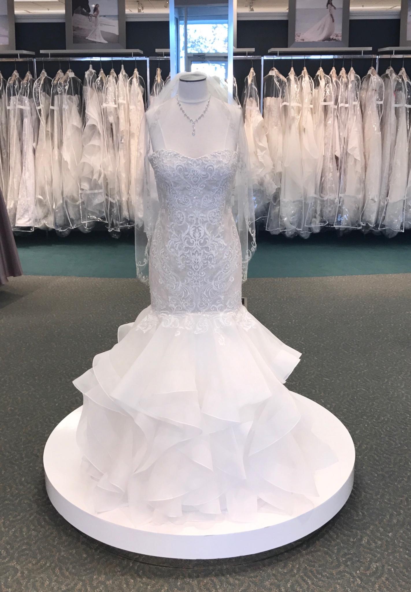David 39 s bridal champaign illinois il for Wedding dresses champaign il