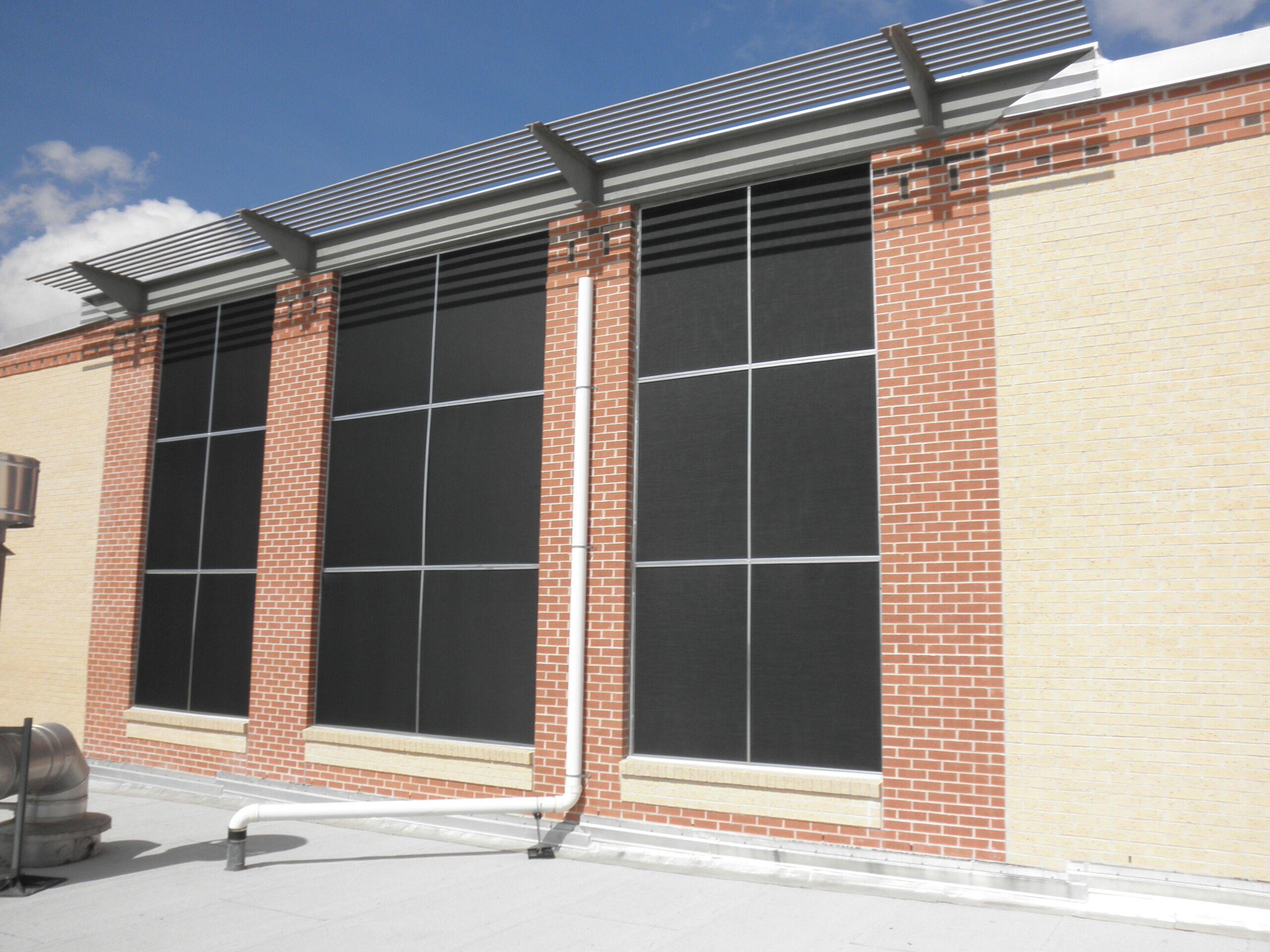 Shade Shield Solar Screens & Shades