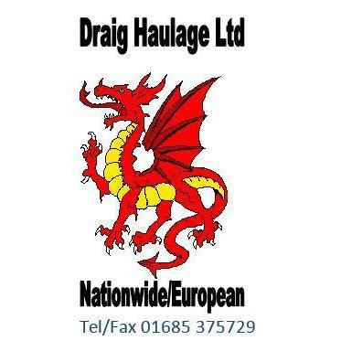 Draig Haulage Ltd - Merthyr Tydfil, Mid Glamorgan CF48 1YF - 07904 217373 | ShowMeLocal.com