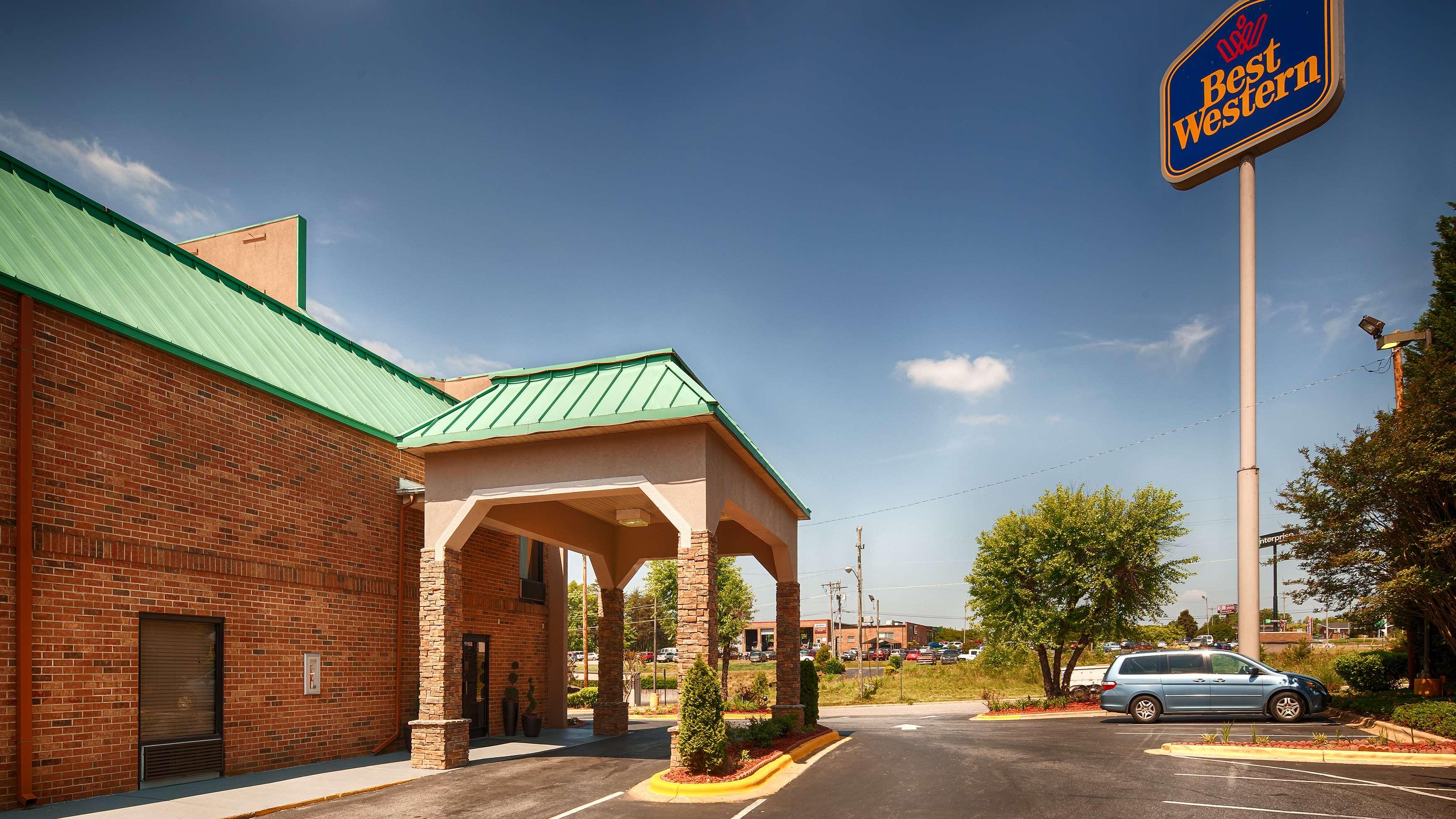 Best Western Statesville Inn Statesville North Carolina Nc