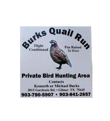 Burks Quail Run