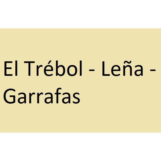 EL TREBOL- LEÑA- GARRAFAS