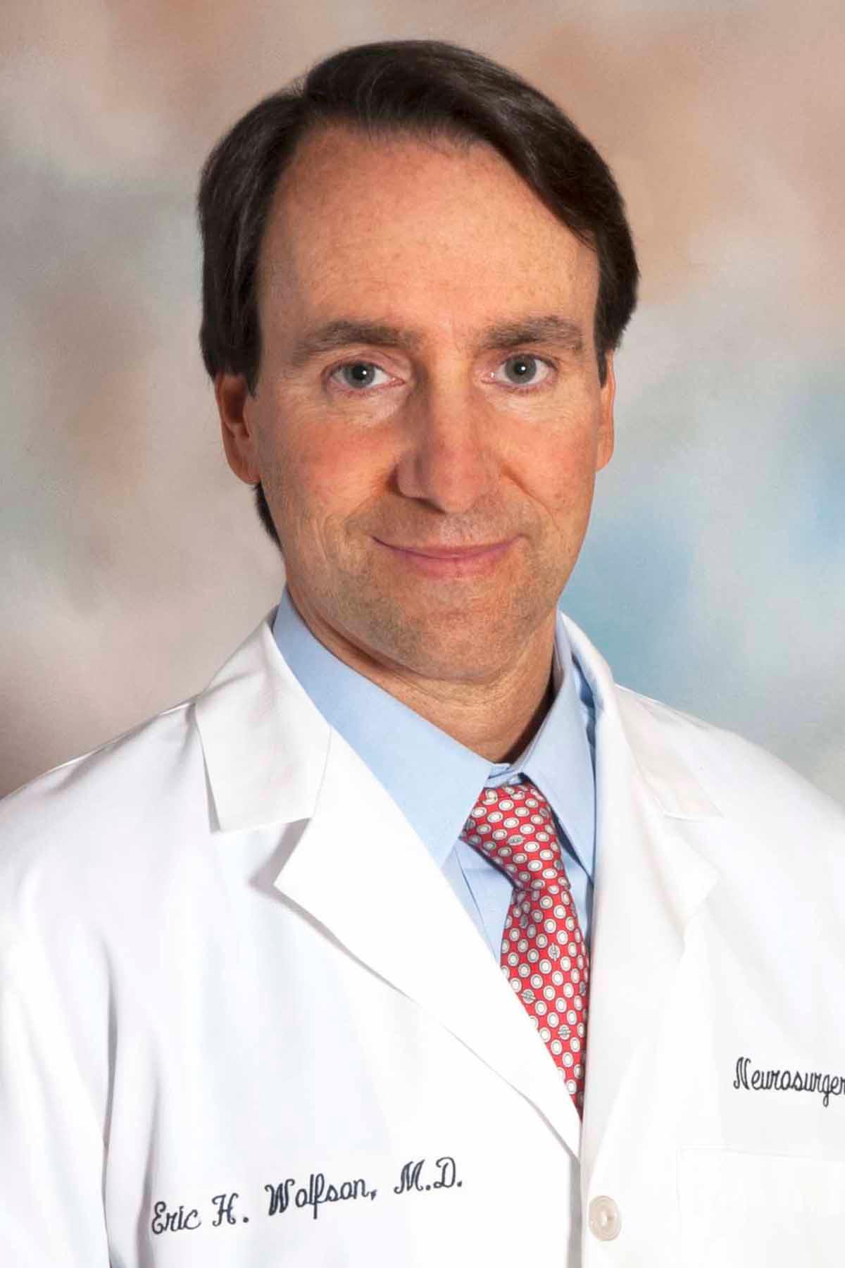 Eric Wolfson, MD