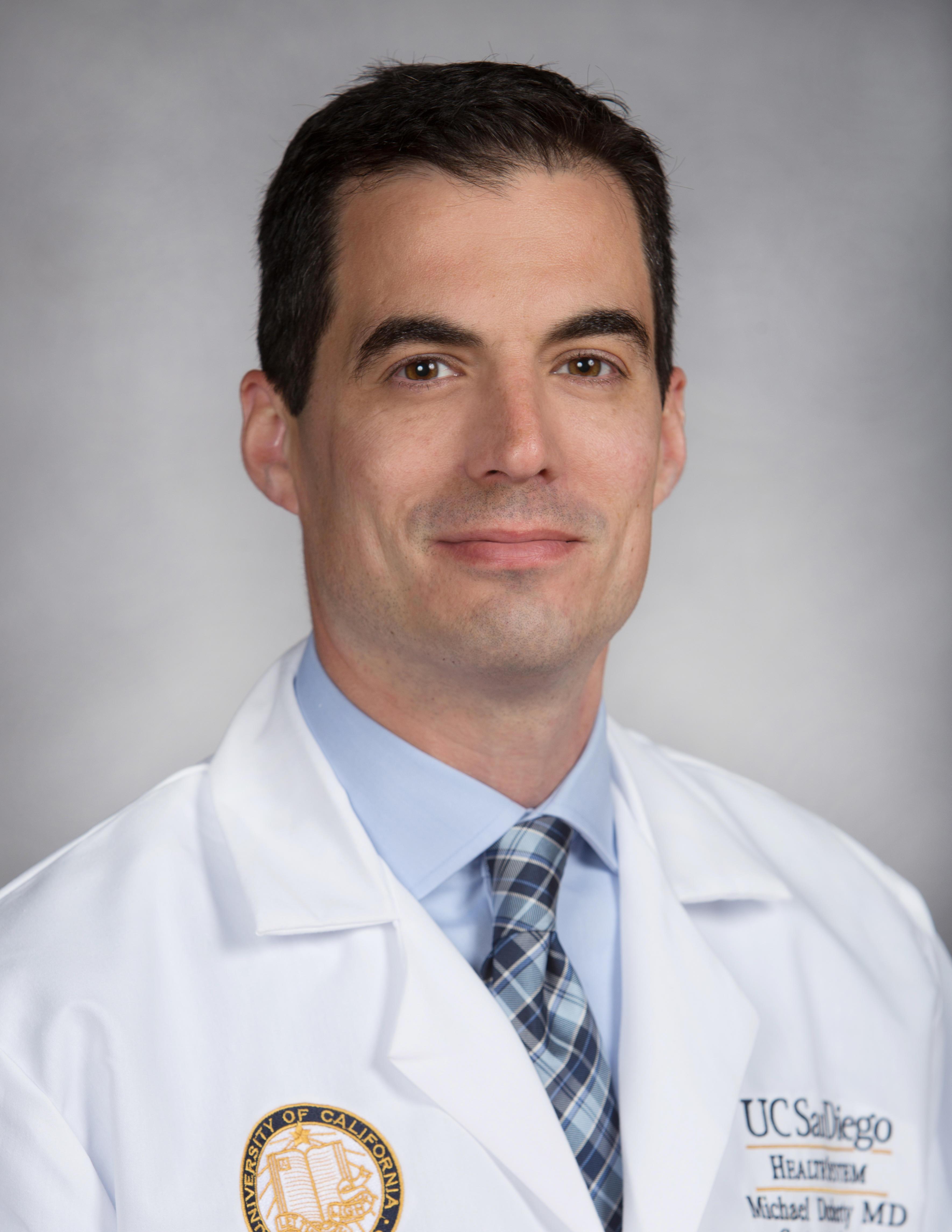 Michael Docherty, MD Gastroenterology