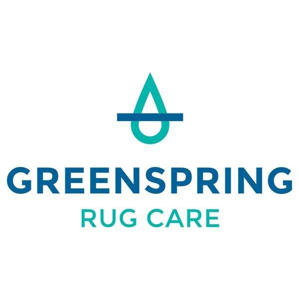 Greenspring Rug Care Logo