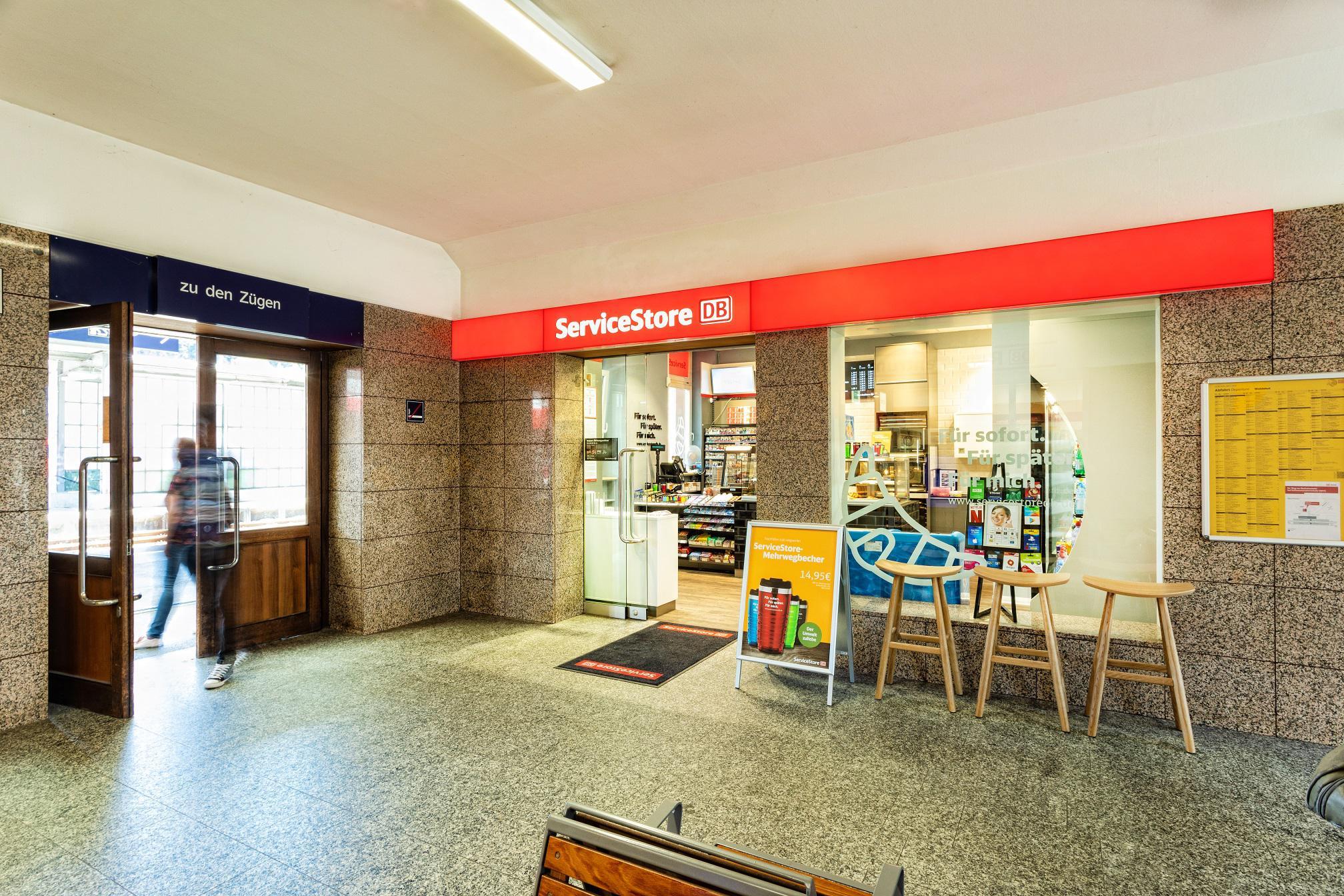 Service Store Bahnhof Waldshut