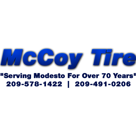 McCoy Tire - Modesto, CA - Tires & Wheel Alignment