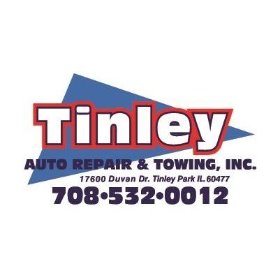 Tinley Auto Repair & Towing, Inc.
