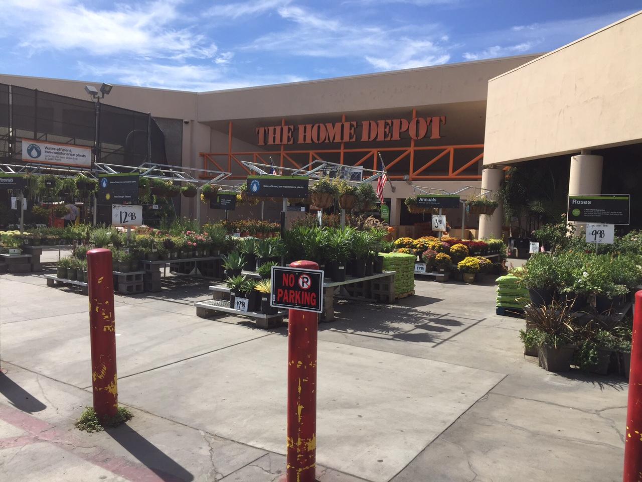Home Depot San Bernardino Ca