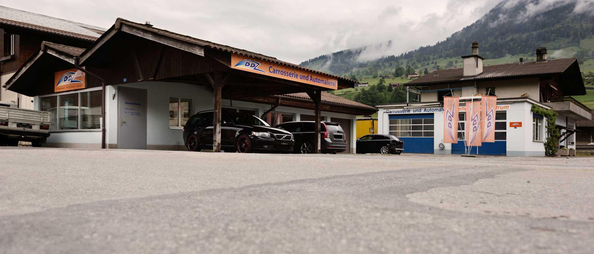 Dellendrückzentrum Ruedi Bohny AG
