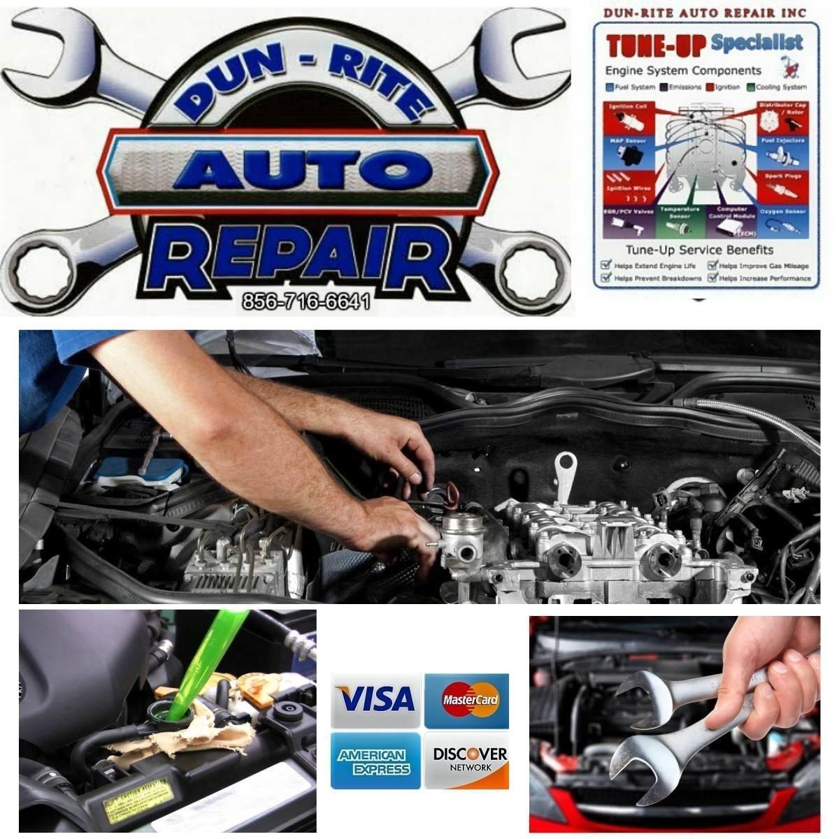 Dun Rite Auto repair llc - sewell, NJ - General Auto Repair & Service