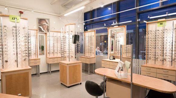 Silmäoptiikka Hamina