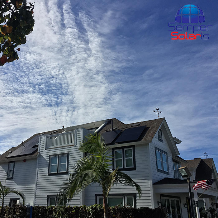 Semper Solaris Inland Empire Solar And Roofing Company
