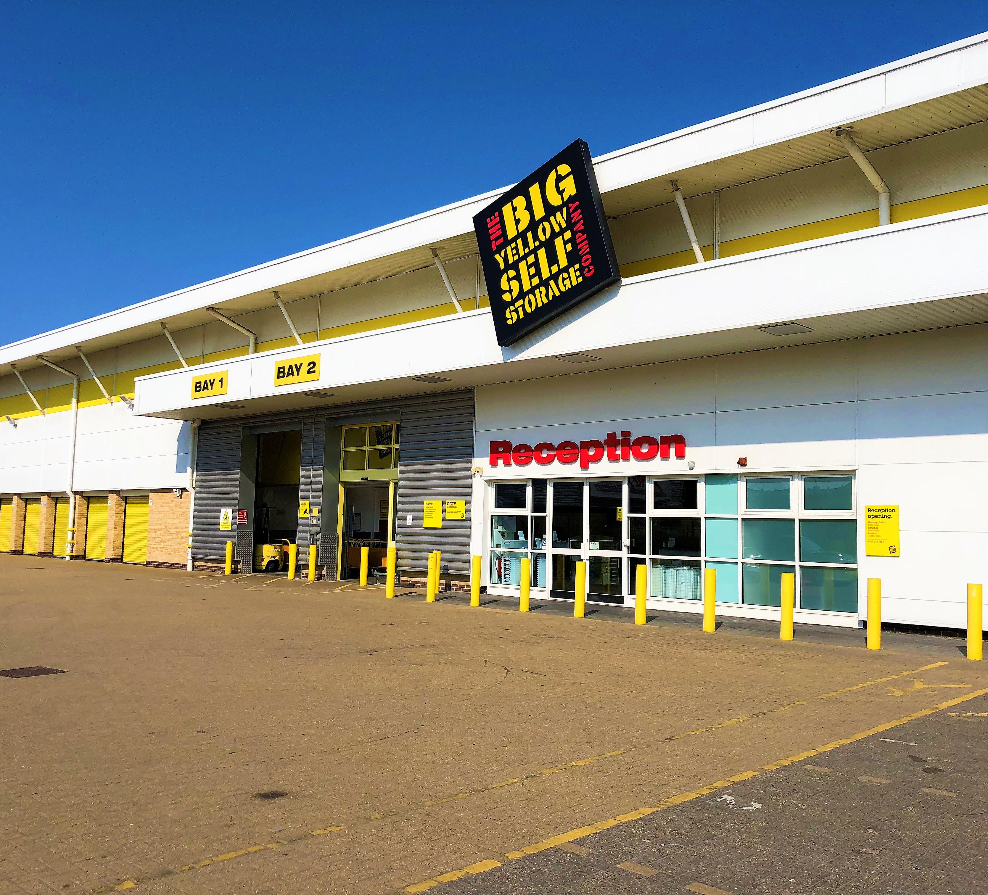 Big Yellow Self Storage Norwich Norwich 01603 666430