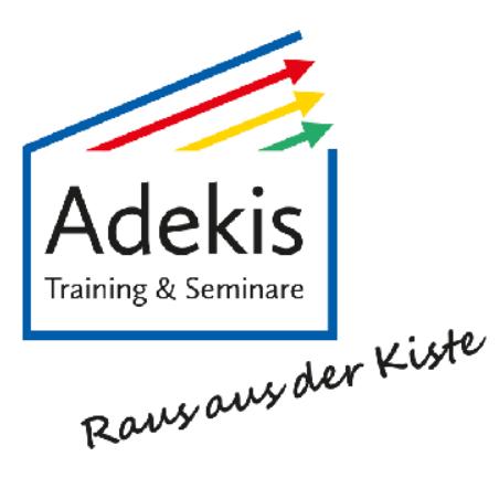 Adekis GmbH Training & Seminare