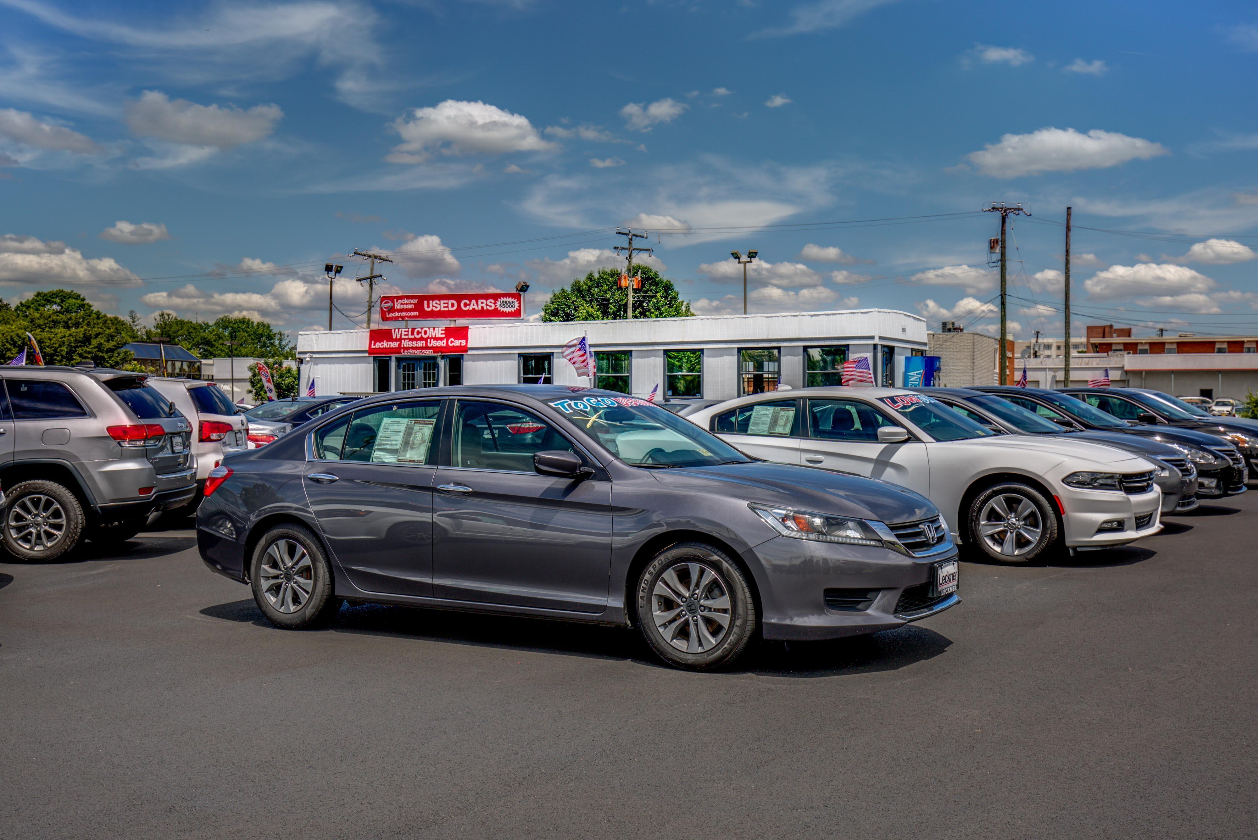 Best Used Car Dealerships Hampton Roads