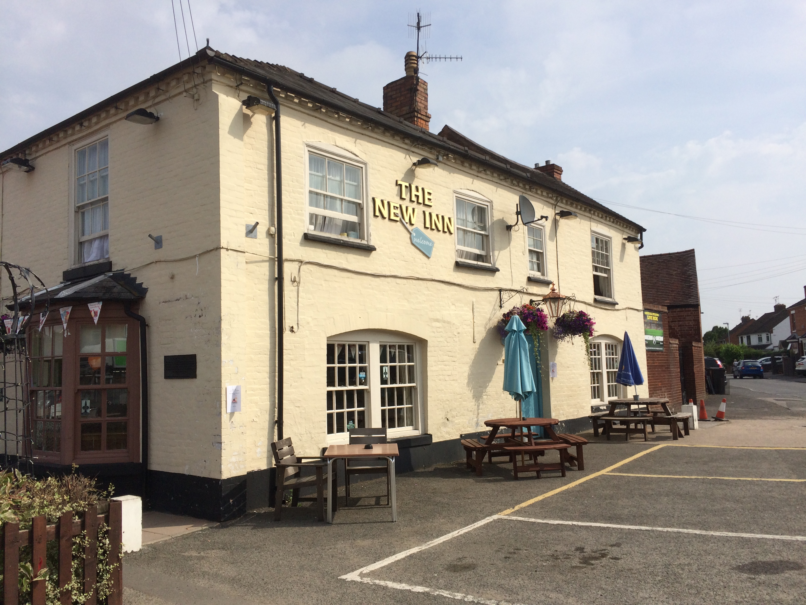 New Inn Claines - Worcester, Worcestershire WR3 7DH - 01905 700768 | ShowMeLocal.com