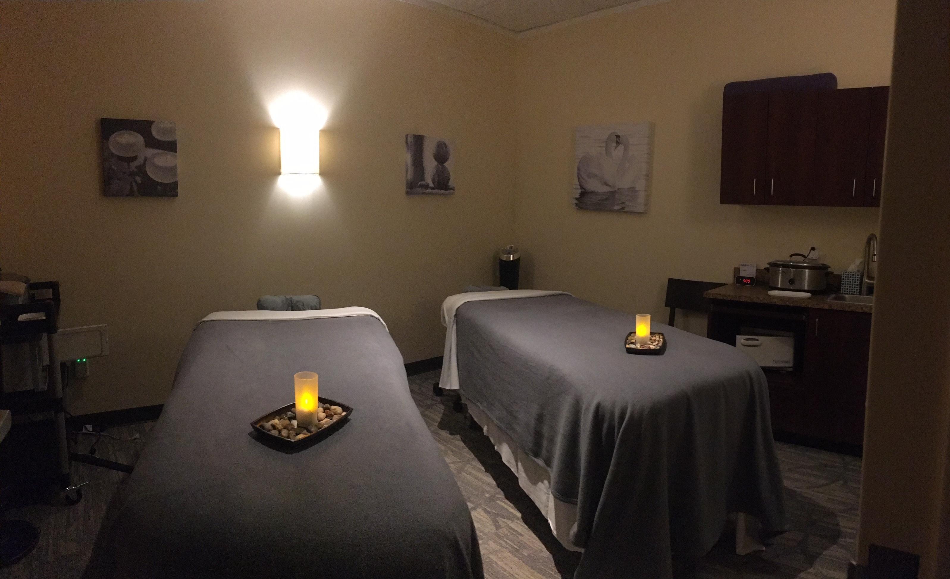 Hand And Body Massage