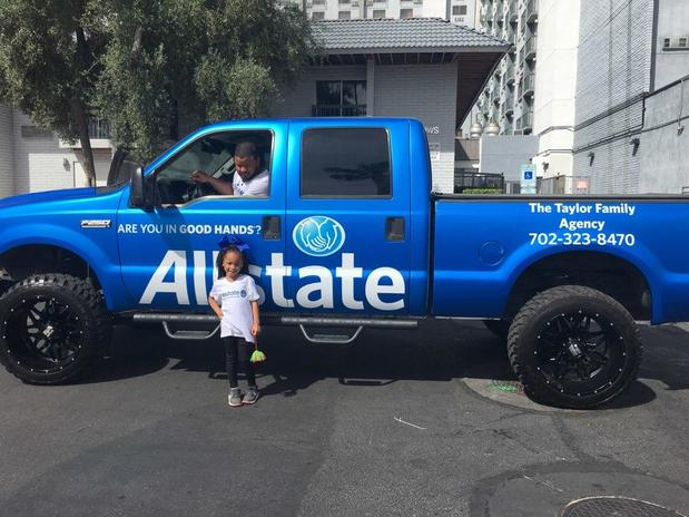 Images The Taylor Family Agency: Allstate Insurance
