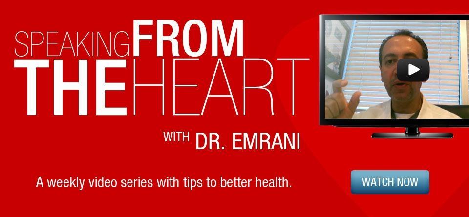 LA Heart Specialist: Dr. Afshine Emrani, MD image 3