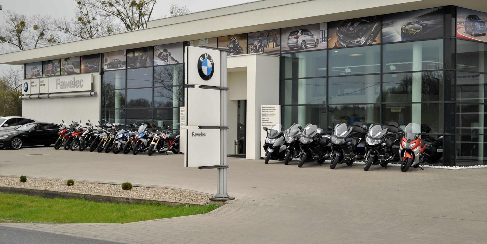 BMW Pawelec Moto Expert Sp.zo.o.