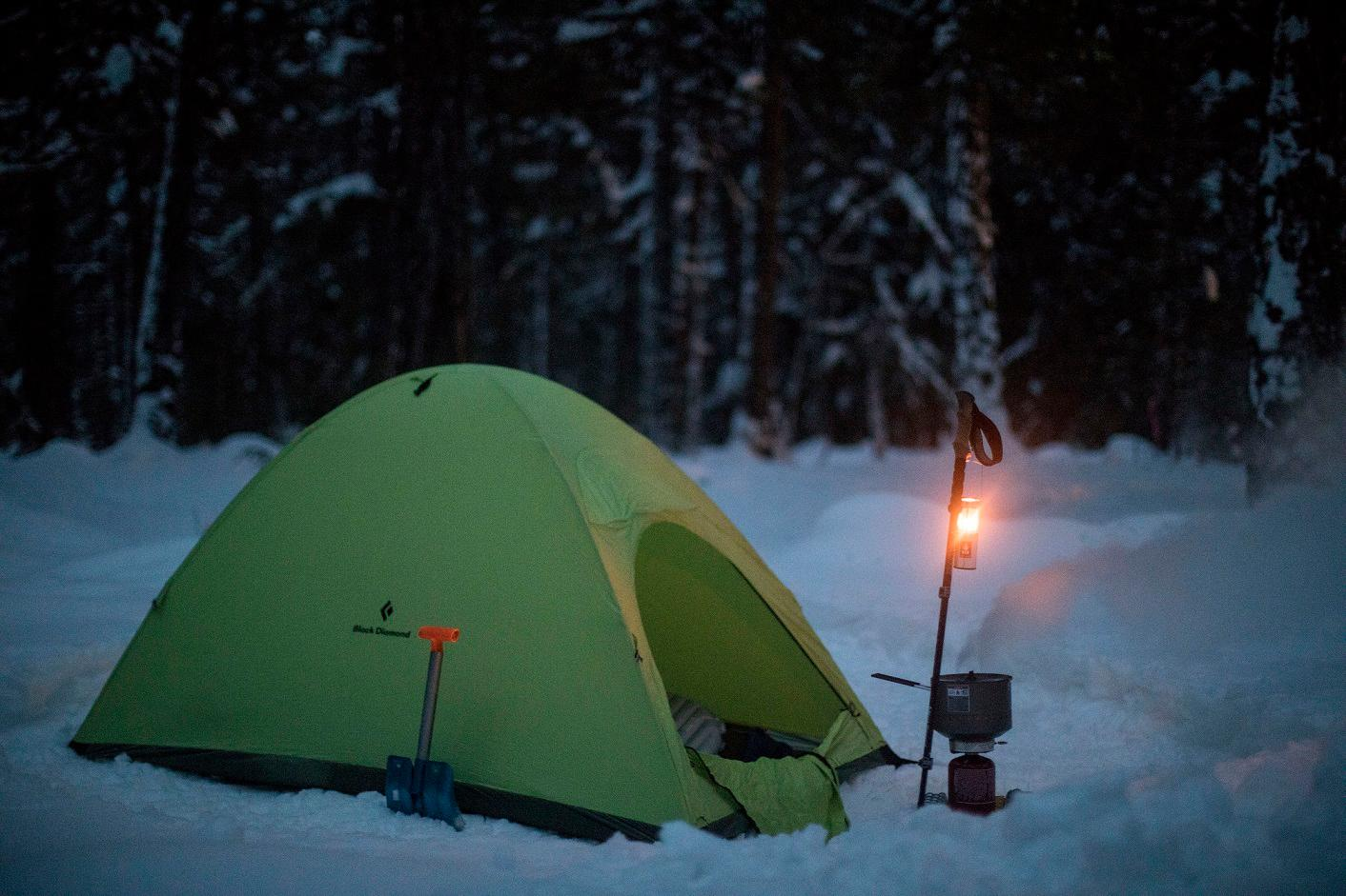 Sold Out - Essential Winter Camping Skills