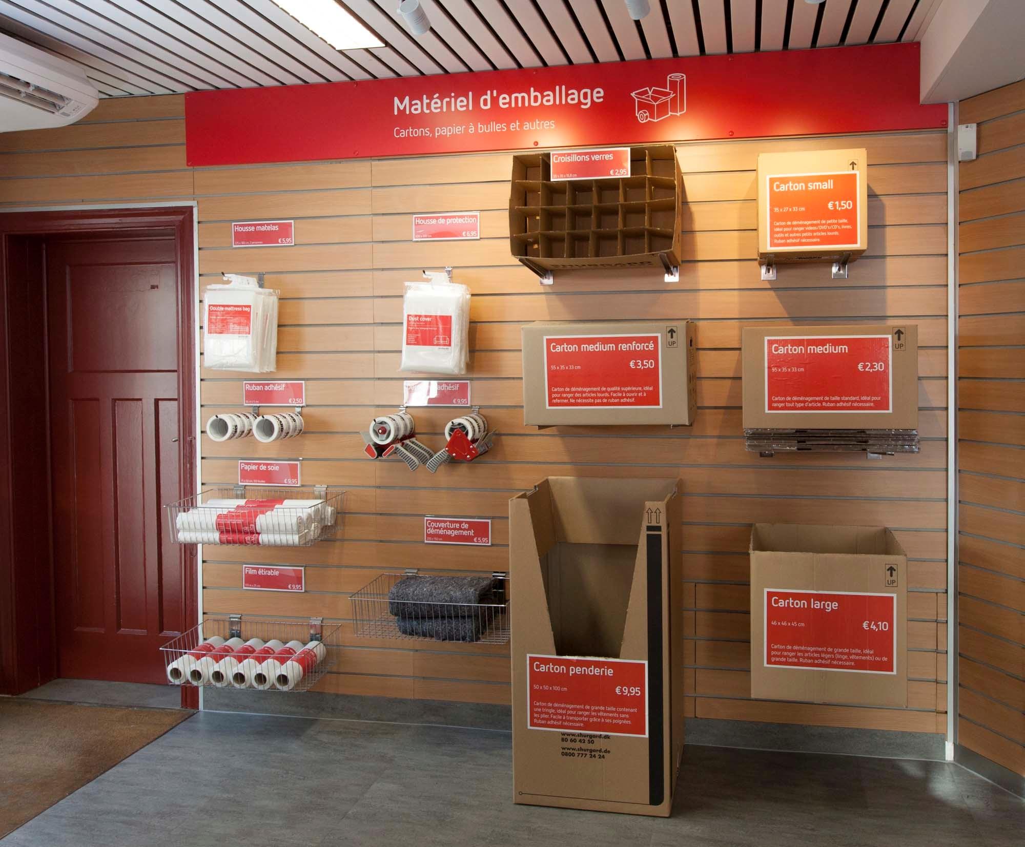 Shurgard Self-Storage Bruxelles-Ouest
