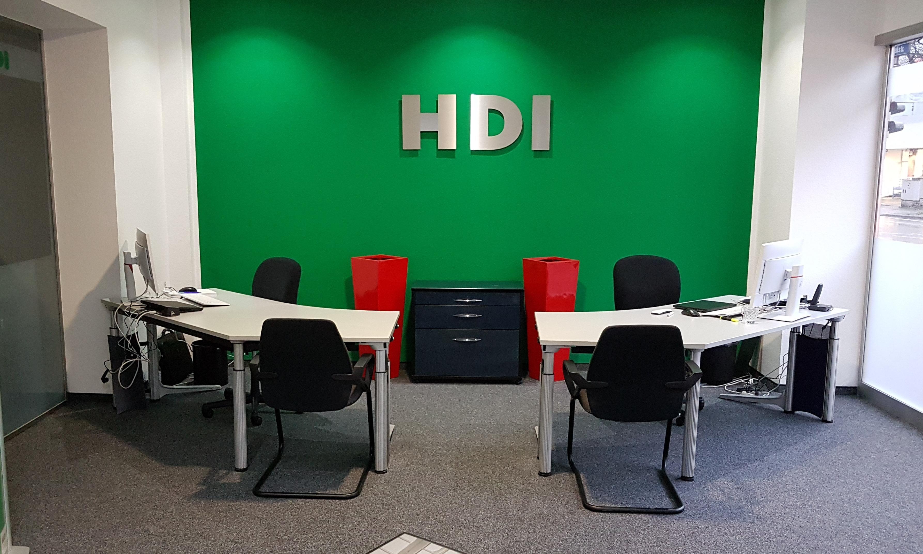 HDI Hauptvertretung Bernd Puckaß Agentur von innen