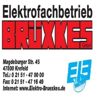 Bild zu Elektrofachbetrieb Brüxkes GmbH in Krefeld