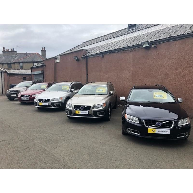 John Kilkenny Cars - Broxburn, West Lothian EH52 5JX - 01506 856843 | ShowMeLocal.com