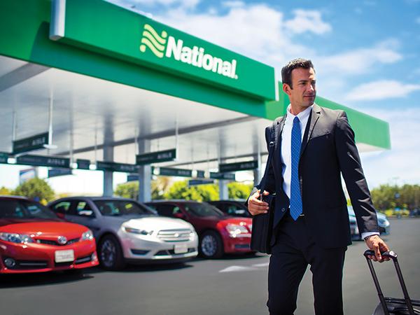 National Car Rental Orlando Disney