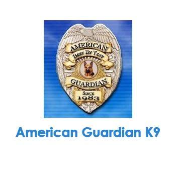 American Guardian K9 Llc