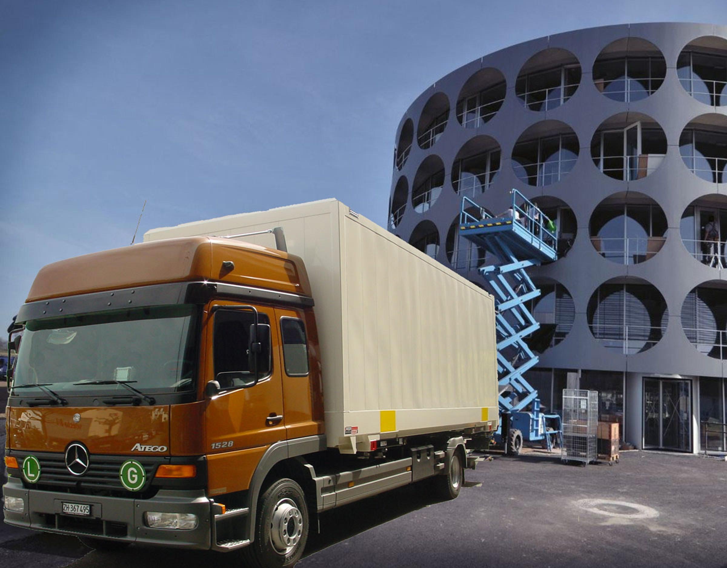 Ganz Mobeltransport Ag Offentliche Verkehrsbetriebe Bruttisellen