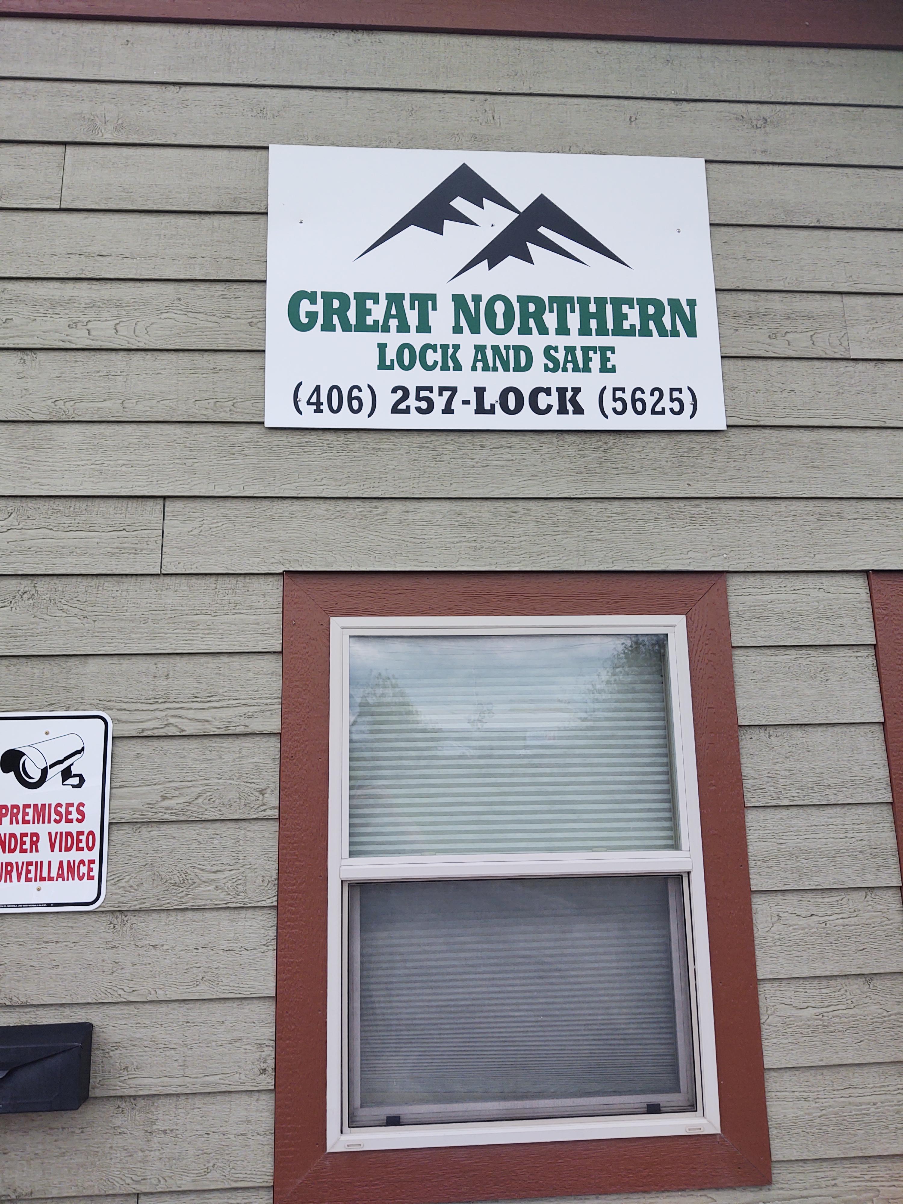 Great Northern Lock & Safe