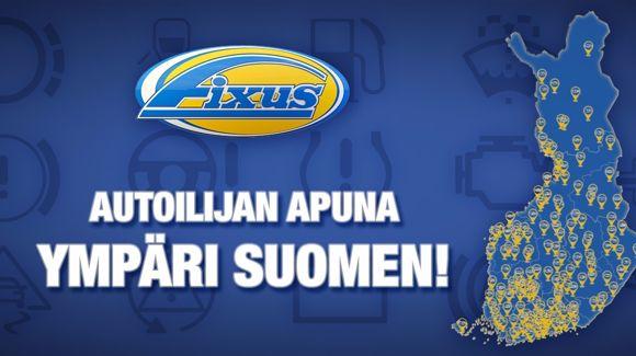 Autovaraosa Fixus Kuopio