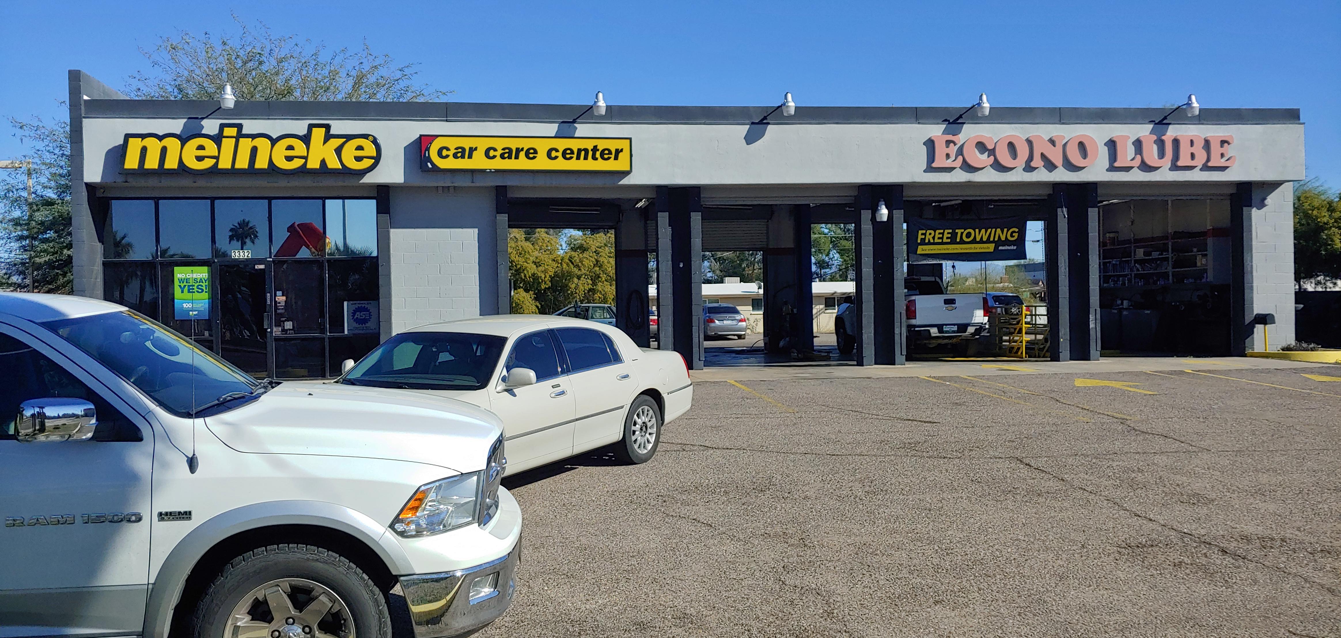 Meineke Car Care Center Coupons near me in Tucson, AZ ...