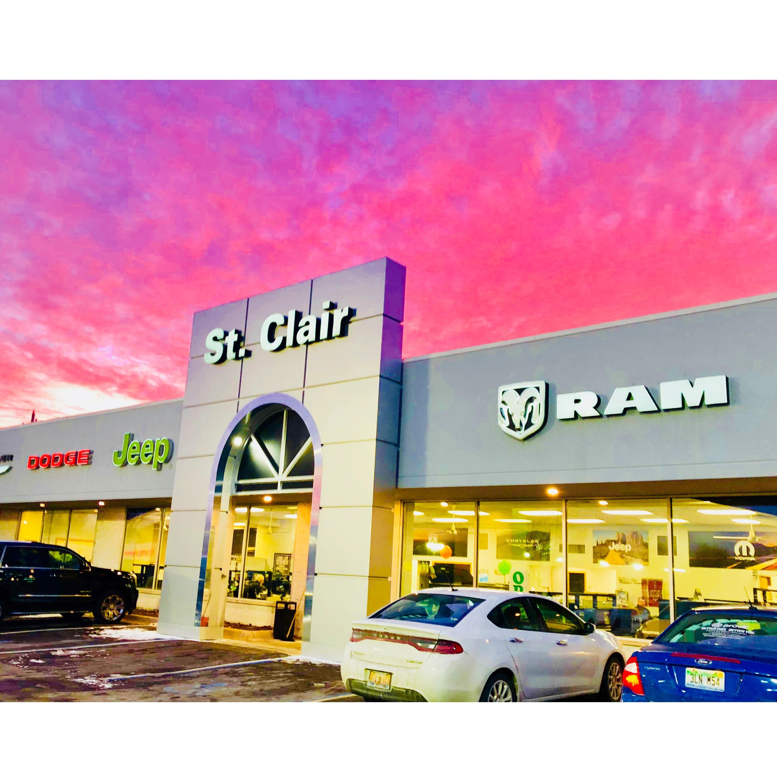 St Clair Chrysler Jeep Dodge Ram