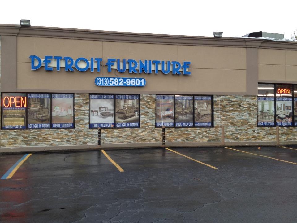 Detroit Furniture W Warren Ave Detroit MI Furniture