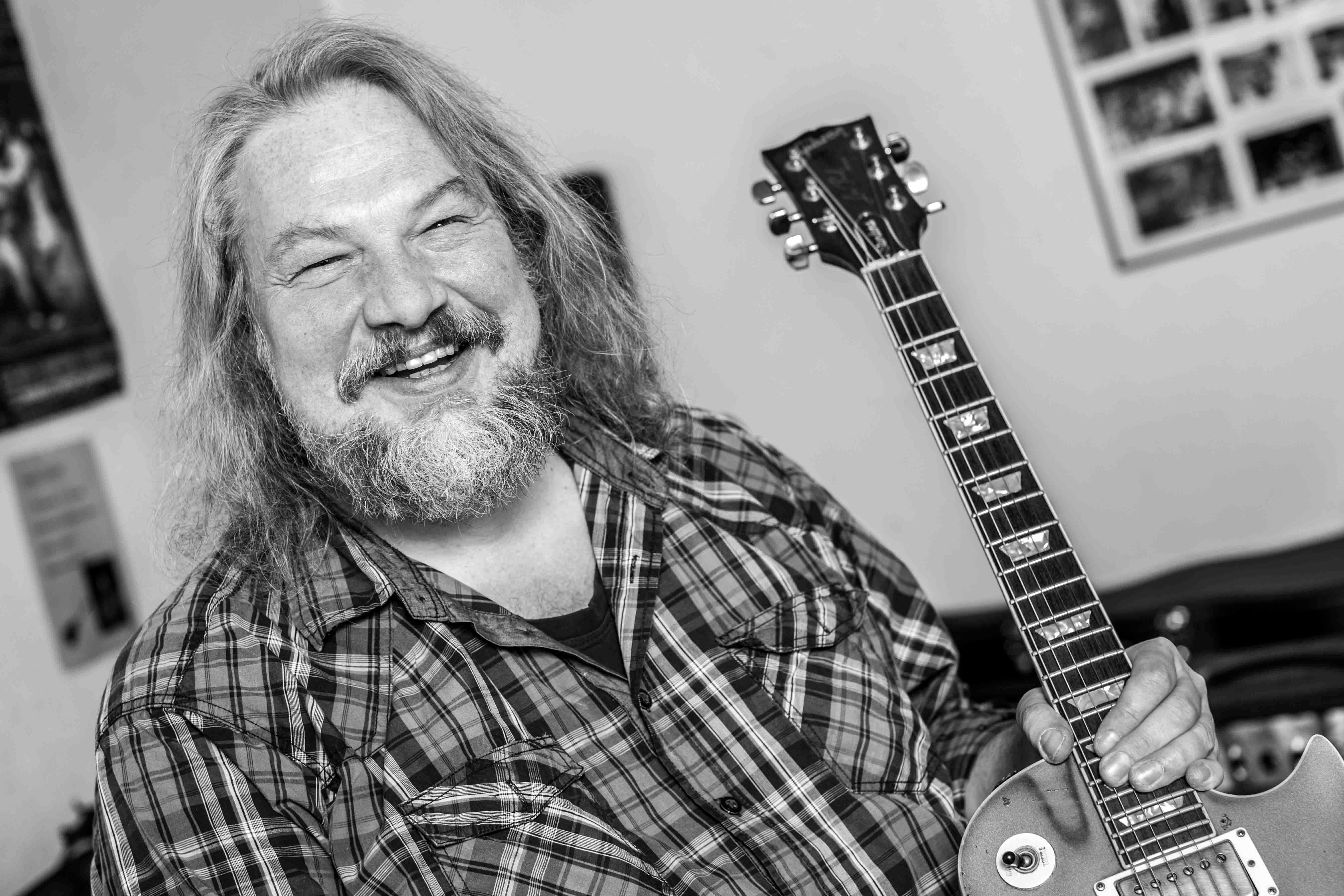 Gitarrenunterricht Magnus Singerhoff Essen