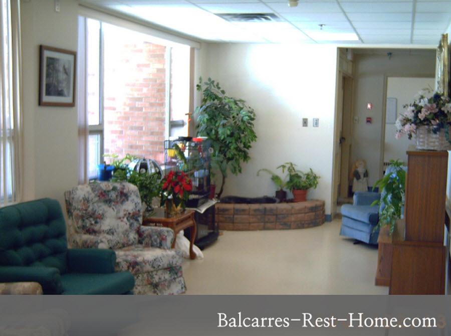 Balcarres Extended Care Home Balcarres (306)334-3011