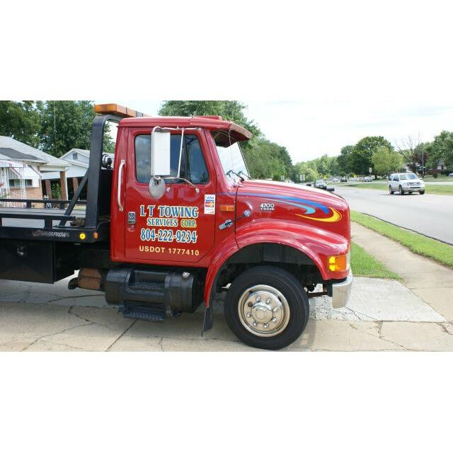 L.T. Towing Service Corp - Richmond, VA - Auto Towing & Wrecking