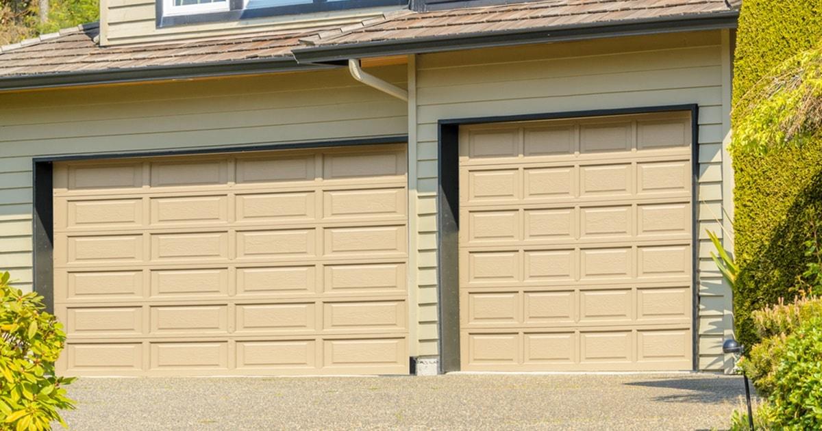 Palm garage door manhattan beach manhattan beach for Garage door repair torrance