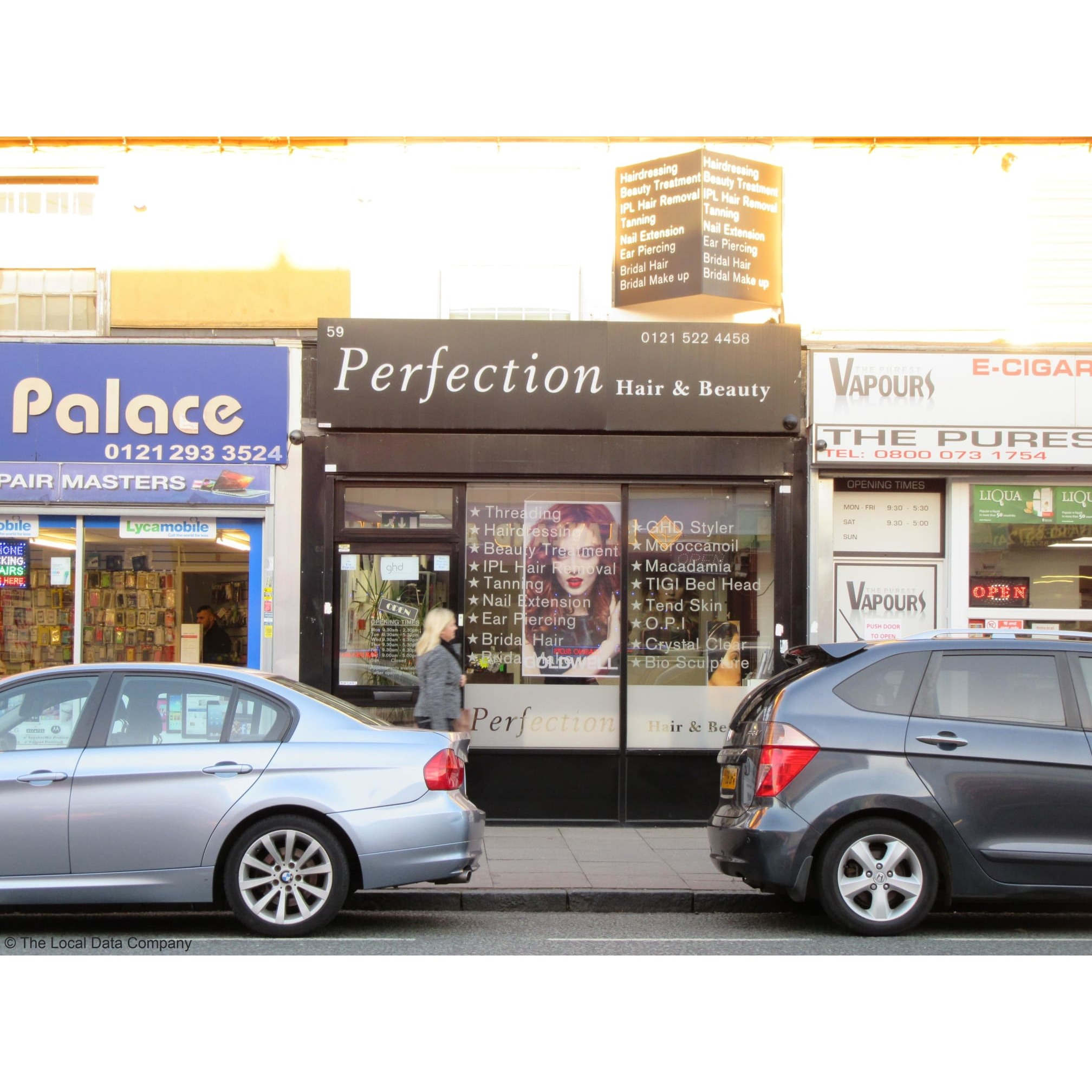 Perfection Hair & Beauty - Tipton, West Midlands DY4 7HF - 01215 224458 | ShowMeLocal.com