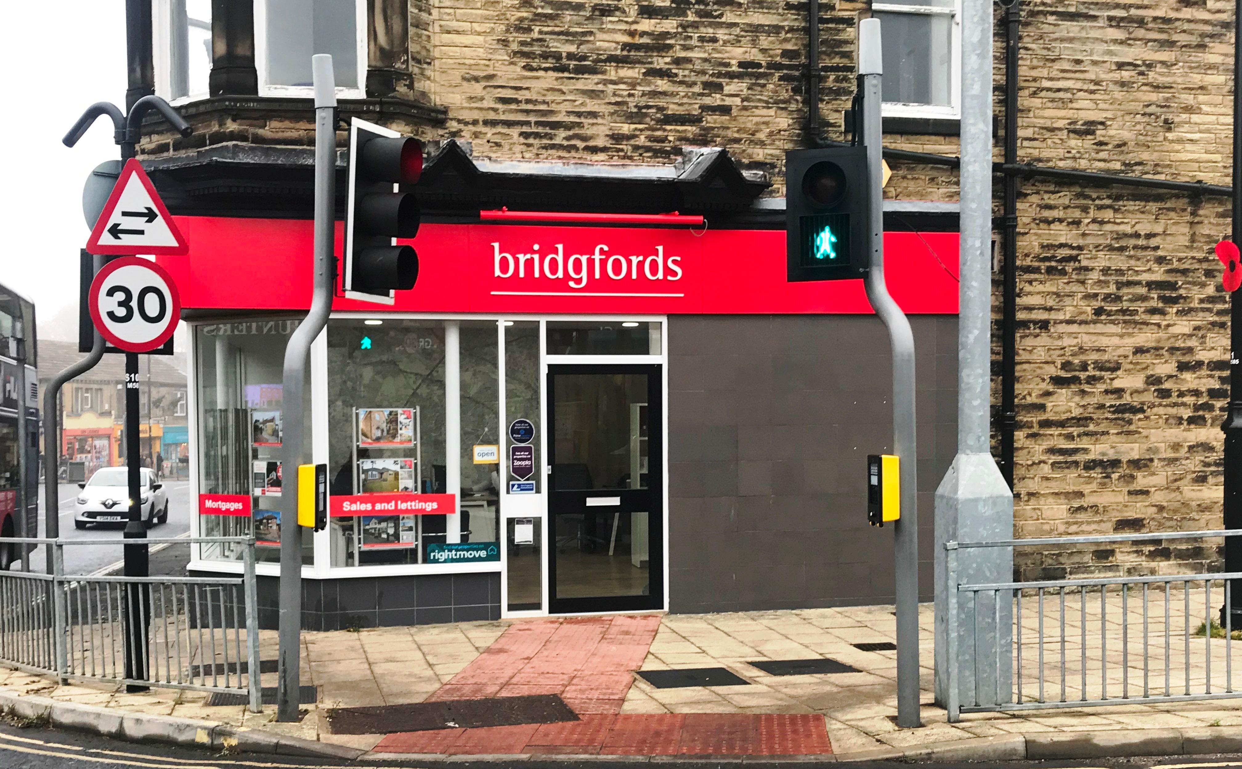Bridgfords Estate Agents Pudsey - Closed