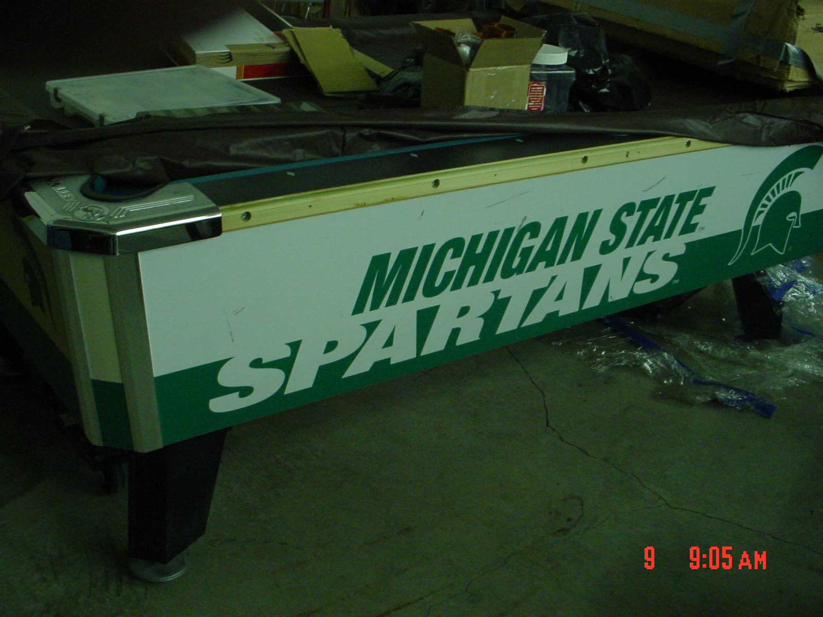 Billiard Table Recovery Service In Greenville Mi Whitepages