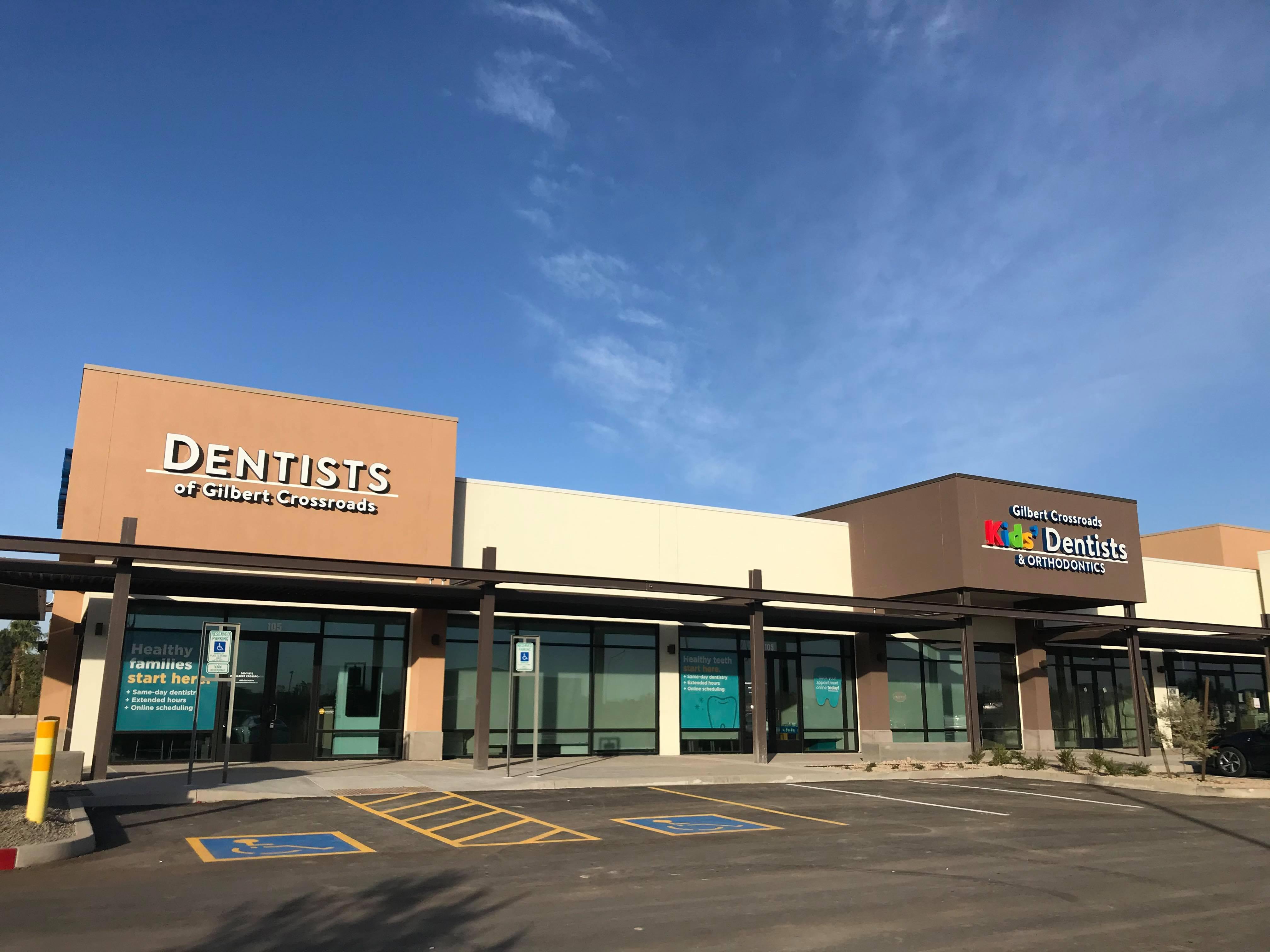 Gilbert Crossroads Kids' Dentists & Orthodontics