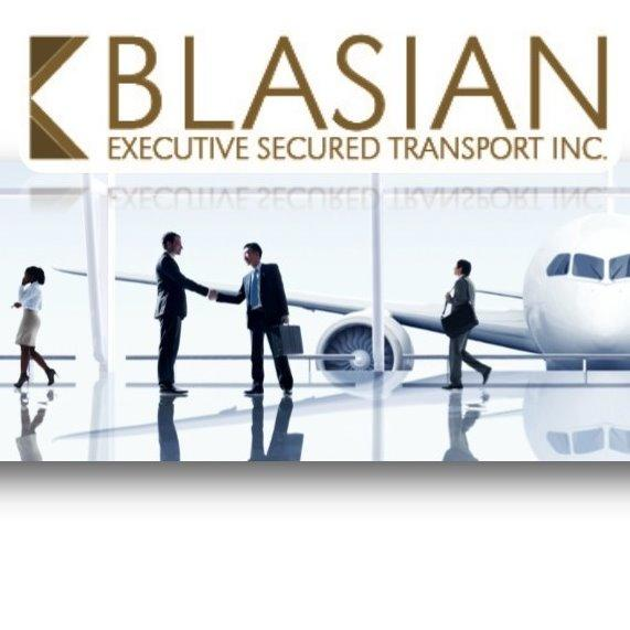 Blasian Executive Secured transport